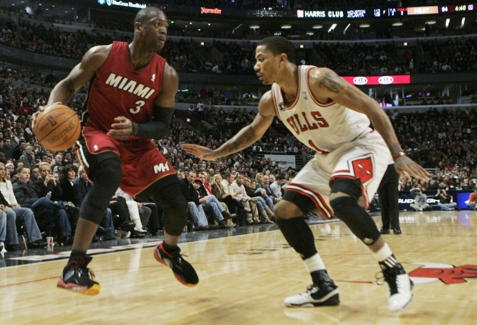 chicago bulls 2011 playoffs. NBA 2011 Playoffs Miami Heat