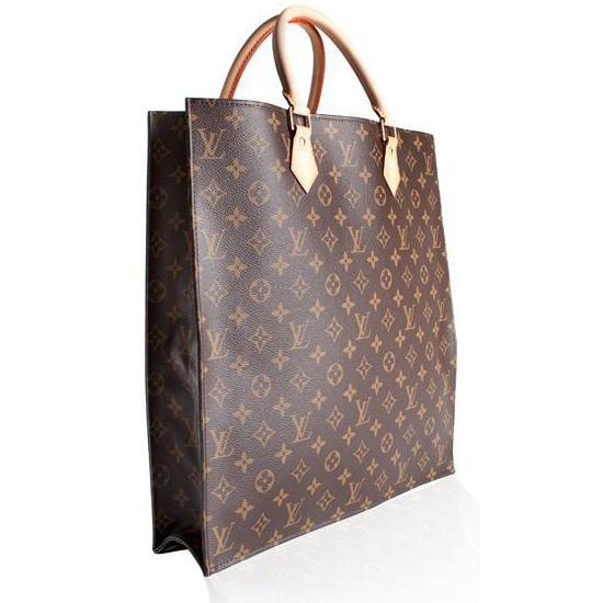 Louis Vuitton Sac Plat Monogram